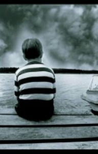 yalnız çocuk